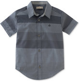 Calvin Klein Ether Stripe Shirt, Little Boys (2-7)
