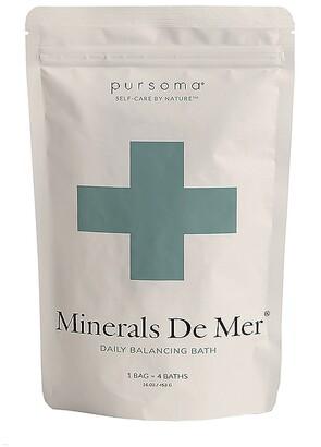 PURSOMA Minerals de Mer Bath Soak
