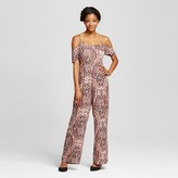 Xhilaration Women's Cold Shoulder Jumpsuit Juniors')