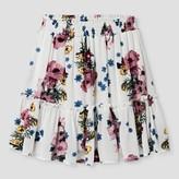 art class Girls' Gauze Skirt - Art Class White