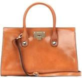Jimmy Choo Riley Leather Handbag