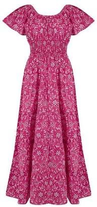 Pink City Prints - Rah Rah Dress - XS