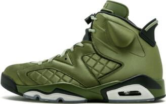 Jordan Air 6 Retro Pinnacle 'Promo Flight Jacket' Shoes - Size 9.5