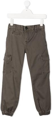 Sun 68 Slim-Fit Cargo Trousers