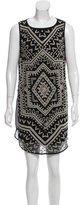 Mara Hoffman Embellished Mini Dress w/ Tags