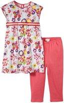 Angel Dear Fiesta Dress Set (Toddler) - Multicolor-2T