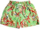 Corals Print Swim Shorts