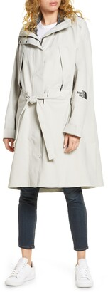 The North Face Futurelight(TM) 3L Hooded Trench Coat