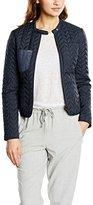 Vero Moda Women's Quilted Jacket - Blue -