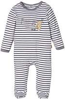Steiff Unisex baby 6512841 Striped Footies