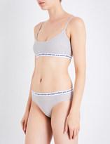 Base Range Baserange Emily stretch-cotton bra