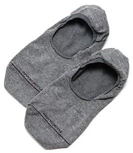 Marcoliani Milano Invisible Touch No-Show Socks