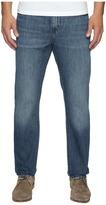 J Brand Kane Straight Fit Linen in Algol Men's Jeans