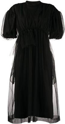 Simone Rocha Tulle Dress