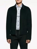 Calvin Klein Platinum Round Double Faced Jacket