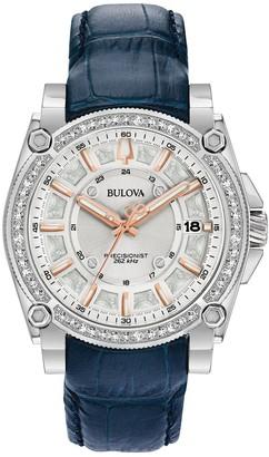 Bulova Women's Precisionist Diamond Accent Watch - 96R227