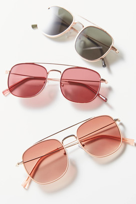 Mila Aviator Sunglasses