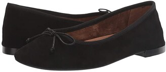 Aerosoles Homerun (Black Suede) Women's Shoes