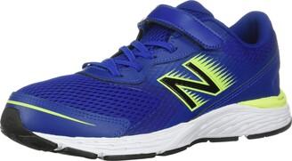 New Balance Boy's 680v6 Running Shoe