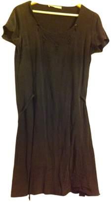 Shyde \N Black Silk Dress for Women