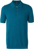 Roberto Collina classic polo shirt - men - Cotton/Polyamide - 48
