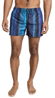 Paul Smith PS Stripe Swim Trunks