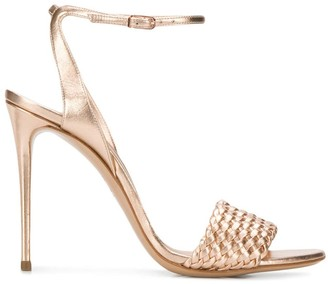 Casadei open toe sandals