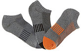 Class Club 3-Pack Athletic No-Show Socks