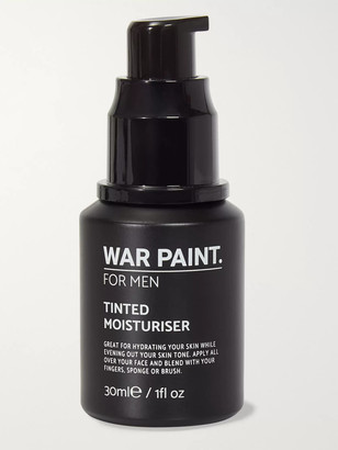 War Paint For Men Tinted Moisturiser - Fair, 30ml