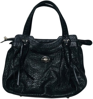 Kaviar Gauche Black Leather Handbags