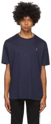 Polo Ralph Lauren Navy Classic Soft Cotton T-Shirt