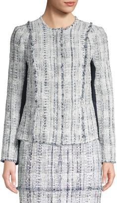 Elie Tahari Alianna Boucle Jacket