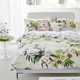 Designers Guild Floreale Natural Grande Duvet Cover - Super King