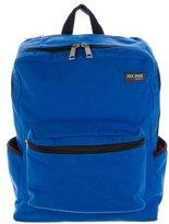 Jack Spade Logo Canvas Backpack