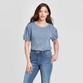 Universal Thread Women's Puff Short Sleeve T-Shirt - Universal ThreadTM