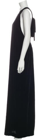 Thumbnail for your product : Ulla Johnson Square Neckline Long Dress w/ Tags Black