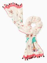 Kate Spade Desert oblong scarf