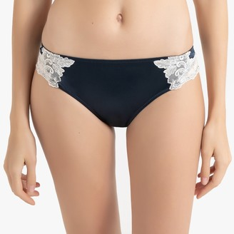 La Redoute Collections Satin Knickers