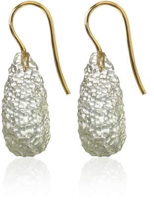 Mcfarlane Fine Jewellery Laser Cut Prasiolite Earrings