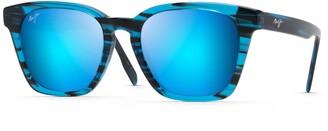Maui Jim Shave Ice 52mm Polarized Sunglasses