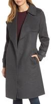 MICHAEL Michael Kors Women's Wool Blend Wrap Coat