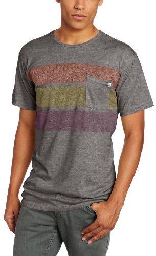 Billabong Men's Three Way Crew Short Sleeve T-Shirt