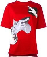 Proenza Schouler Woman printed T-shirt - women - Cotton - XS