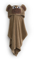 Zutano Elephants Critter Towel
