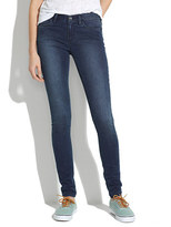 Madewell Legging Jeans in Arctic Blue