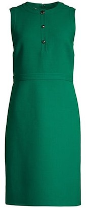Lafayette 148 New York Alex Button Dress