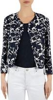 Gerard Darel Janette Floral Jacket