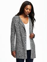Old Navy Relaxed Open-Front Textured Cardi for Women