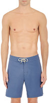 Faherty MEN'S TECH-POPLIN SWIM TRUNKS