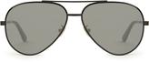 Saint Laurent Zero aviator sunglasses